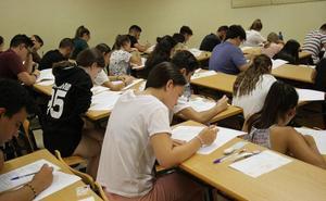 El 79,61% de los estudiantes superan en la UJA la prueba de acceso a la universidad en septiembre