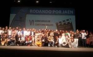 El corto 'La noticia del año', premio del VI Concurso Rodando por Jaén