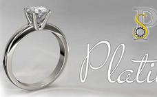 La joyería en platino, uno de los materiales más populares en los últimos años