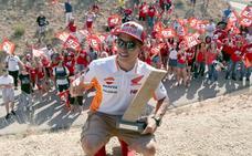 Márquez encara el sprint final de 2019 en su circuito favorito