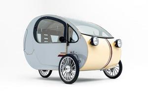 Linares fabricará el triciclo eléctrico Mö
