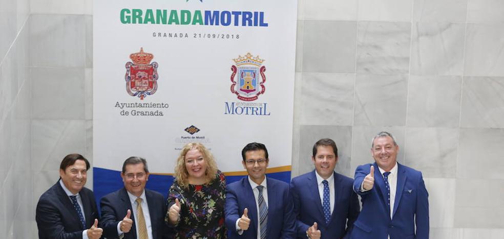 El foro Granada-Motril sella la alianza que impulsará el eje «con más potencialidad» de Europa