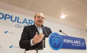 Sebastián Pérez garantiza que no hubo «fraude» en el congreso del PP de Granada y se ve «legitimado» para continuar