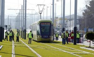 El tranvía se retrasa por flecos del nuevo acuerdo, que se cerrará «en pocos días»