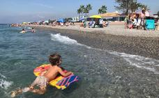 La Costa Tropical despide el verano con hoteles llenos y un espectacular día de playa