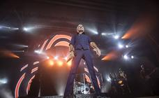 El emocionante concierto de Sergio Dalma en Granada