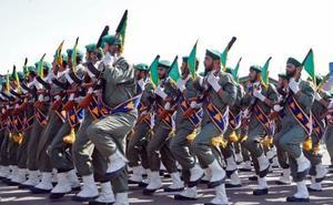 Al menos diez muertos y decenas de heridos en un ataque contra un desfile militar en Irán