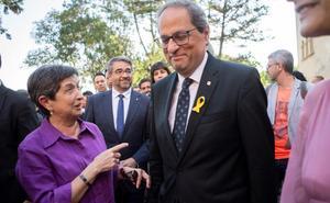 La delegada del Gobierno en Cataluña, partidaria de indultar a los presos independentistas