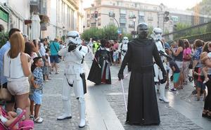 La Fuerza acompaña a Jaén