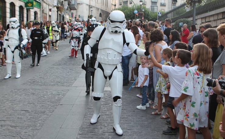 La fuerza está en Jaén