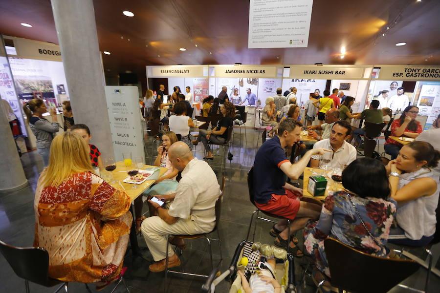 La propuesta culinaria del Gastrobar atrapa a los asistentes