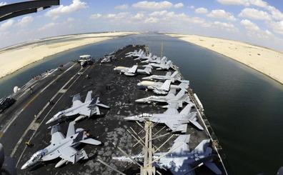 La orilla más militarizada: un punto estratégico