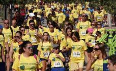 La Marcha de la Salud congrega a 1.600 participantes en un ambiente festivo