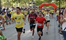Encuéntrate en las carreras y la marcha por la Fiesta de la Salud en Granada