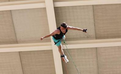 Fomento prevé que se pueda saltar desde el puente de Tablate este año