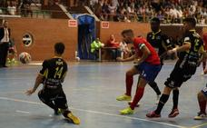 Ureña rescata un punto para el Mengíbar FS ante el rocoso Burela