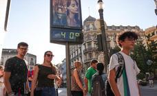Granada recibe al otoño con 38 grados de temperatura