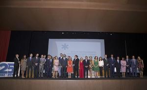 La UAL homenajea a diferentes personas y entidades en la recta final de su 25 Aniversario