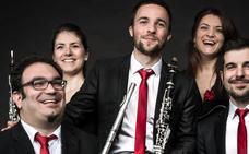 Quinteto Azahar y cuentos infantiles, hoy en Música Sur