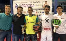 Limones y Ruiz de la Herrán se imponen en el torneo Herogra