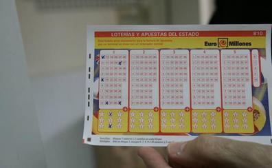 Un acertante de Euromillones de Almería capital, premiado con más de 35.000 euros