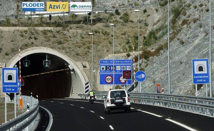 Los 12 túneles de Granada que necesitan una reforma