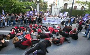 La quinta víctima asesinada a manos de su pareja en Granada en lo que va de año