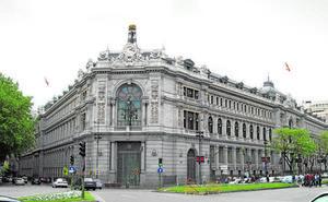 El Banco de España modera la previsión de crecimiento económico hasta 2020