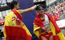 La granadina María Pérez necesita tu apoyo para convertirse en la mejor atleta femenina europea