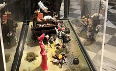Los Baños Árabes te cuentan la historia de la Humanidad en plastilina