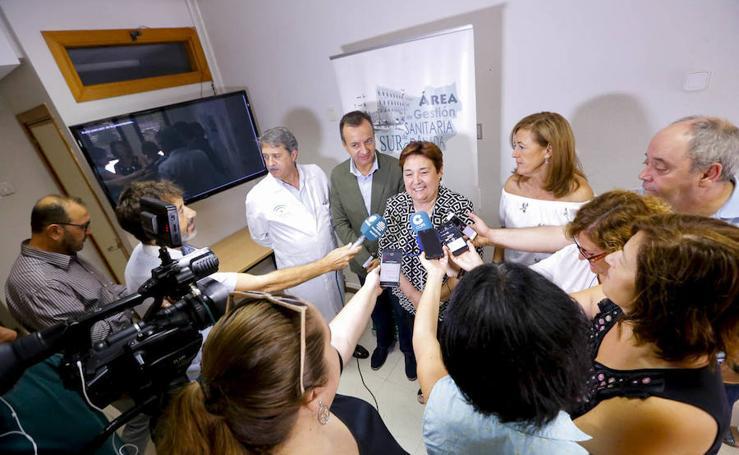 El SAS invertirá 2,5 millones de euros en construir un nuevo edificio para el Hospital de Motril