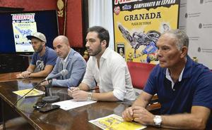 Los mejores pilotos de freestyle se reunirán el 6 de octubre en Granada