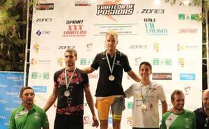 Luismi del Rosal, campeón de Andalucía en su grupo de edad