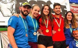 El Grupo de Espeleología de Villacarrillo, campeón andaluz de descenso de cañones