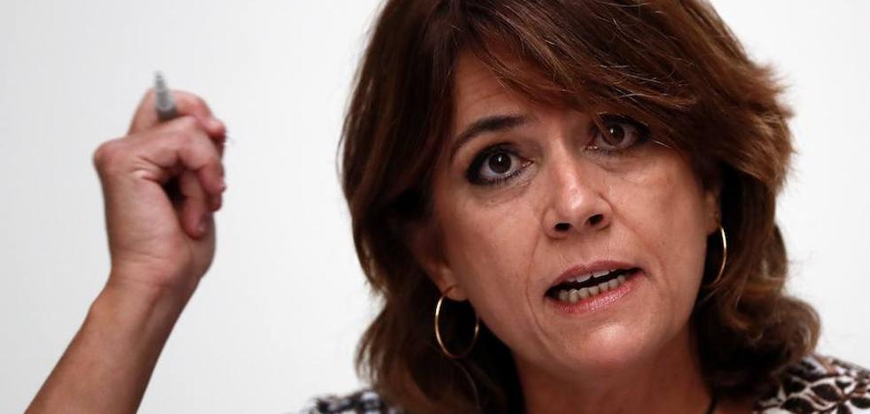 Dolores Delgado se pone contra las cuerdas por su errática gestión de las grabaciones de Villarejo