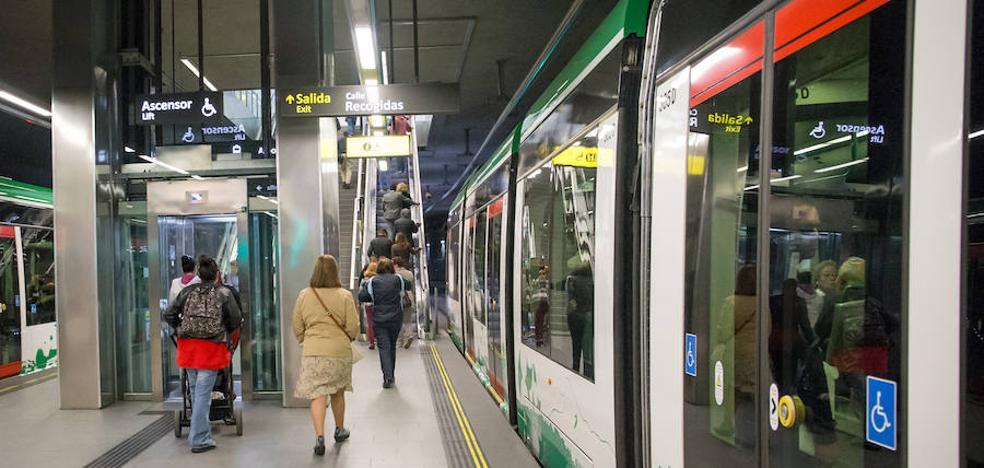 El metro de Granada aumentará su flota de quince trenes
