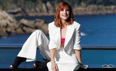Natalia de Molina, protagonista del Festival de Cine de San Sebastián