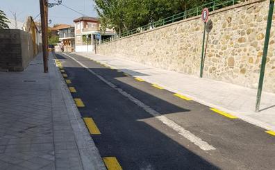 Emasagra finaliza la renovación de redes en la calle Ordesa