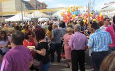 Las fiestas de San Miguel, Serrat y David de María, estrellas del último fin de semana de septiembre