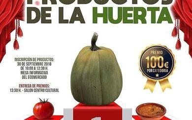 La calabaza más grande de Andalucía se podrá ver en el ecomercado de Abla