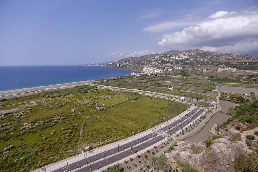 Salobreña ya tiene en marcha el mayor proyecto hotelero de la historia de la Costa Tropical