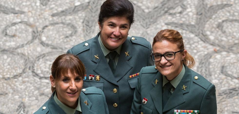 Las mujeres de verde