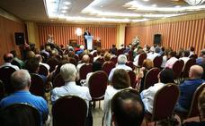 El candidato del PP a la Alcaldía de Martos en las elecciones municipales, Javier Ocaña, sale «a ganar»