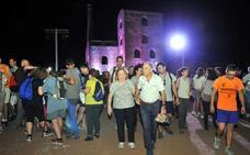Una intensa caminata hacia la historia del patrimonio minero de Linares