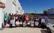 La Junta forma en cursos de FPE a desempleados en Pozo Alcón