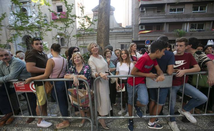Encuéntrate en la procesión de la Virgen de las Angustias en Granada