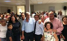 Ismael Torres, designado presidente del PP de Huércal de Almería