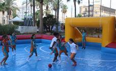 El deporte se adueña de Almería