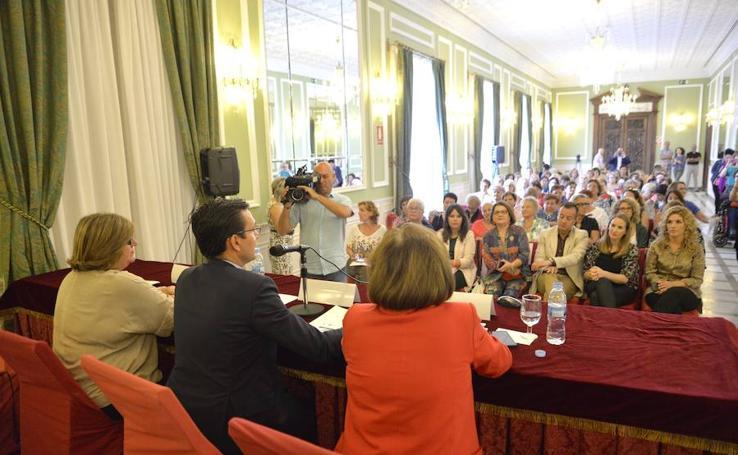 25º aniversario del Consejo Municipal de la Mujer de Granada