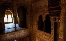 Se abre al público la torre de Zayda, Zorayda y Zorahayda de la Alhambra
